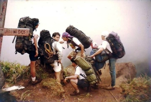 1996, the return to Mount Banahaw