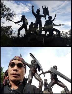 2002 Toym DL Imao - Cordillera Freedom Monument