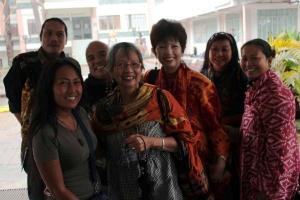 At the Kapwa Conference