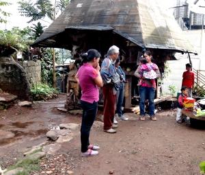 At the Ili-Likha Artists Community