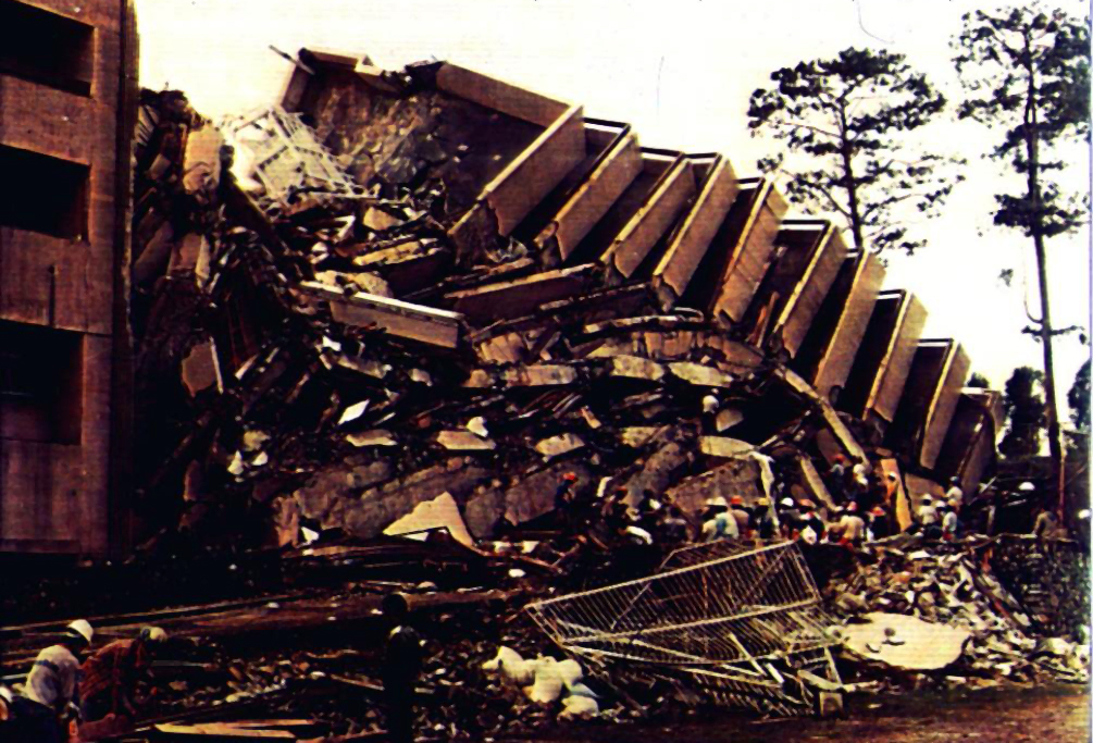 The Great Luzon Earthquake: Baguio City, July 16, 1991 ...
