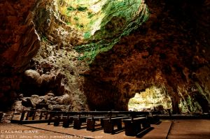 The Callao Caves and Chapel Photograph by Arch. Reniel Firmantes Pasquin (2011)