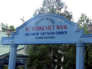 Puerto Princesa Vietnamese Village Photograph c/o tripadvisor.com