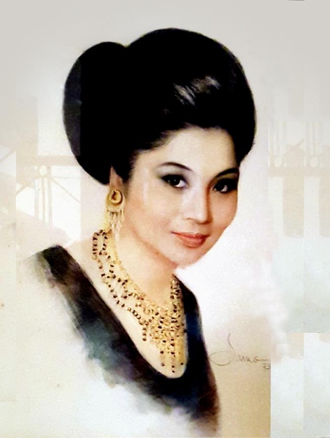 1973 Serafin Serna - Imelda Marcos C lt