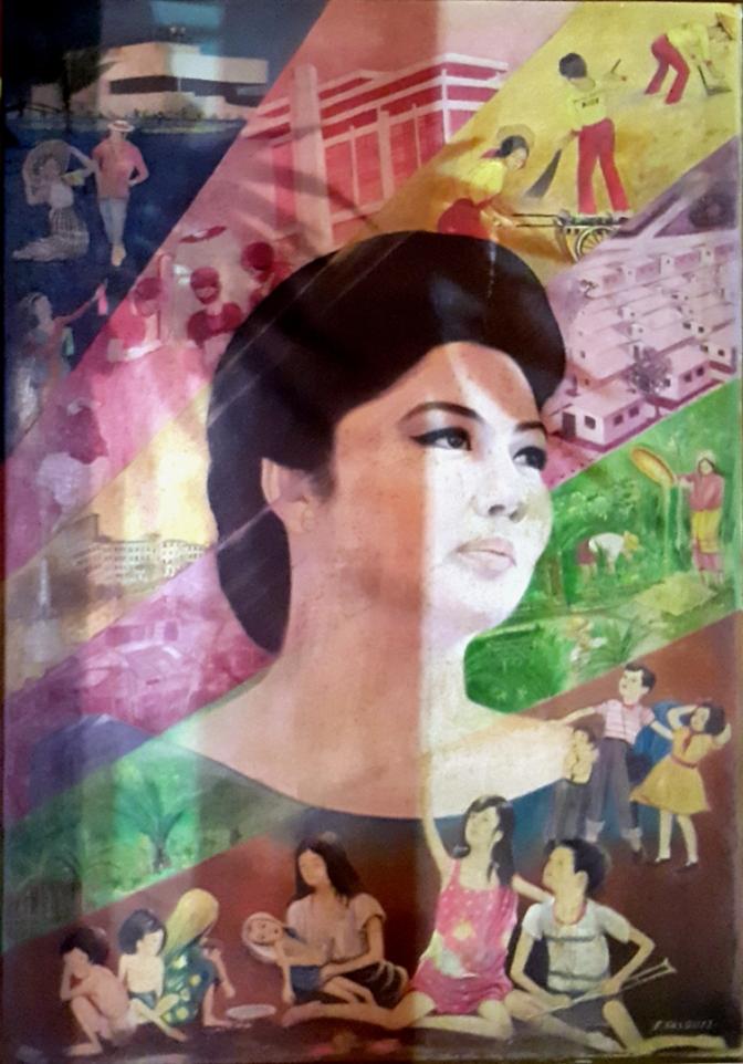 F Velasquez - Imelda Marcos 4 lt
