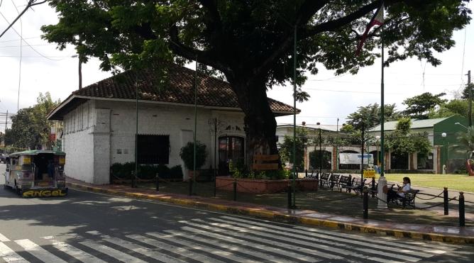 00 1998 Marikina Shoe Museum 1 (dentention cell of General Macario Sakay)