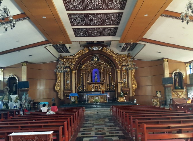 02 1980s Immaculate Conception Parish (Bayan-bayanan Ave.) 3