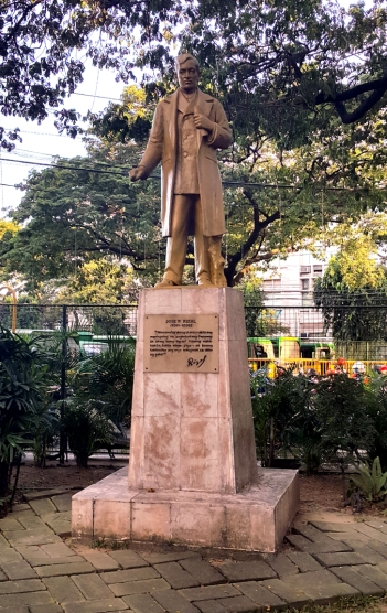 The Philippine National Hero, Jose Rizal