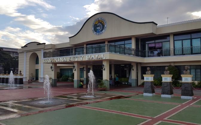 05 Marikina City Hall, Plaza of Mayors