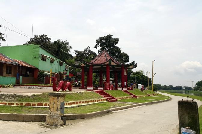 06 1990s Marikina River Park, Chinese Pagoda 1