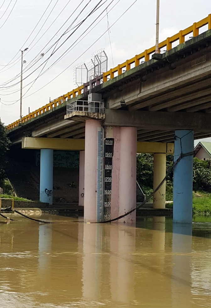 12 Marikina River Depth