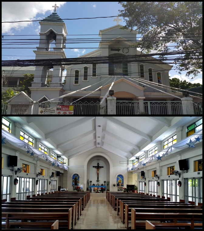 1960 Nativity of Our Lady Parish, IVS Marikina 0 lt