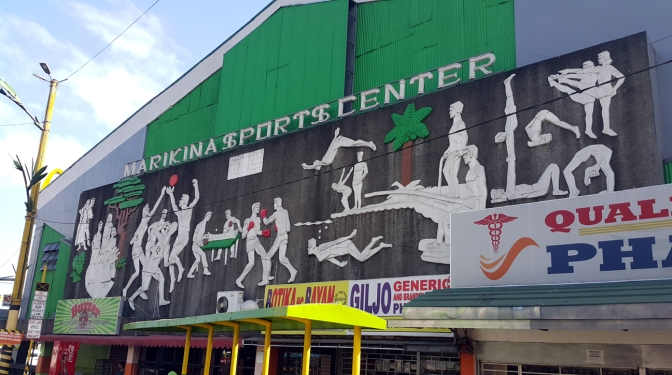 1969 Eugenio Bunuan - Marikina Sports Park (Rodriguez Sports Center) 5