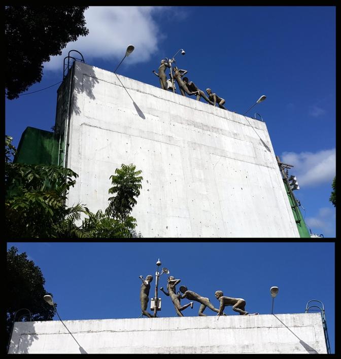 1995 Arch. Ernesto 'Bong' Leaño - Sprint, Marikina Sports Park 1