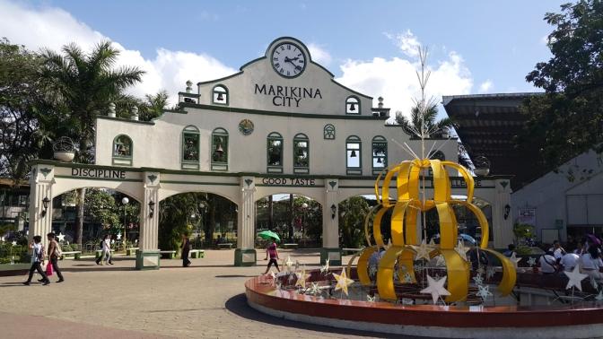 2001 Marikina Sports Park, Bell Arch 1