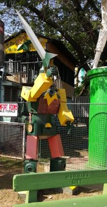 2007 Mark David O. Cerezo - Robot City, Marikina Sports Park 2