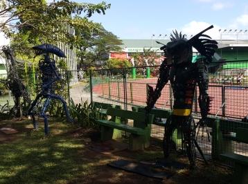 2007 Mark David O. Cerezo - Robot City, Marikina Sports Park 3