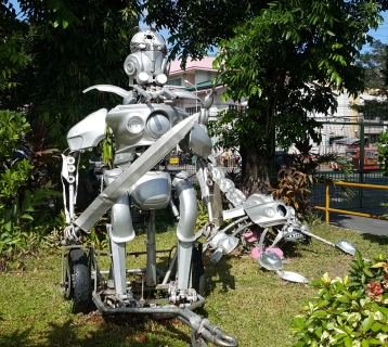 2007 Mark David O. Cerezo - Robot City, Marikina Sports Park 4