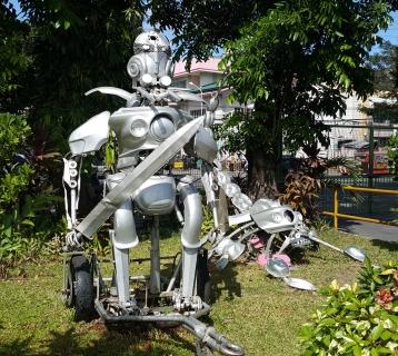 2007 Mark David O. Cerezo - Robot City, Marikina Sports Park 4