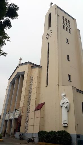 1952-54 José María Zaragoza - Santo Domingo Church (1588 Intramuros)