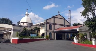 1964 St. Ignatius de Loyola Cathedral, Camp Aguinaldo 1