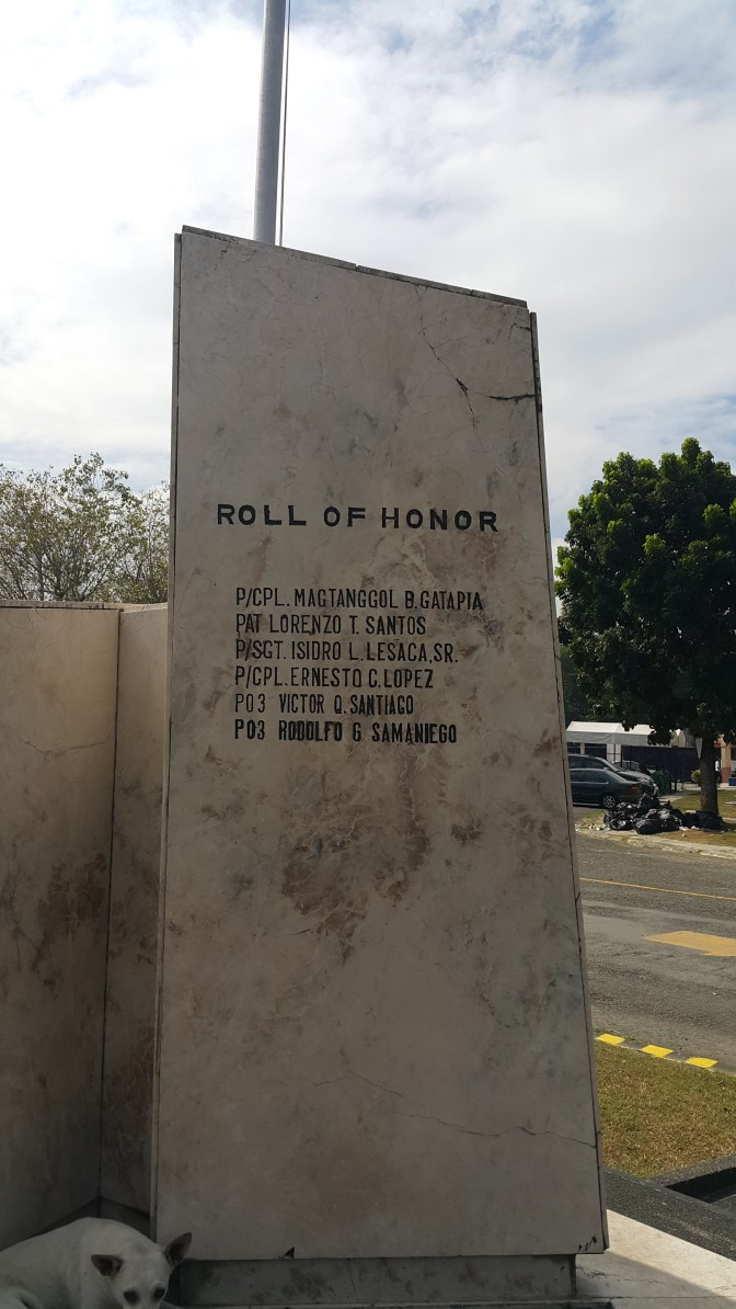 1972 Marikina Police Roll of Honor 4