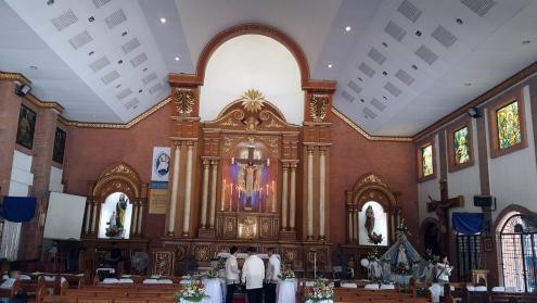 1975 San Jose Manggagawa Parish, Barangka
