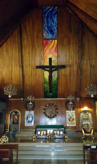1987 San Lorenzo Ruiz Parish, Culiat, Tandang Sora 7
