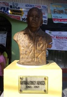 2009 Jonas Roces - Barangka, 1965-67 Kapitan Alfonso F. Mendoza