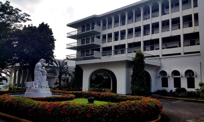 04 1965-67 Felix Mendoza - Colegio de San Jose, as San Jose Seminary