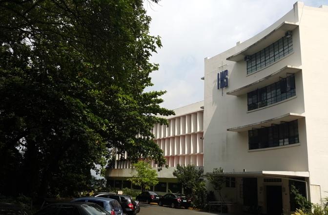 10 1951 Gines Rivera - Jesuit Residence, Ateneo De Manila
