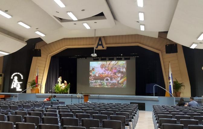 12 1950s ACT Auditorium (Mariano S. Singson, Jr. Hall 2008) 1