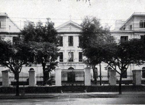 1930s Ateneo de Manila, Padre Faura