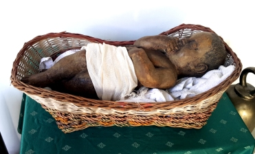 Antique Infant Jesus