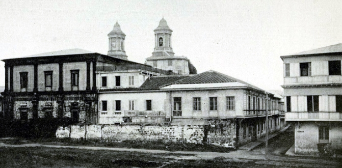 00 1923 Ateneo de Manila in Intramuros
