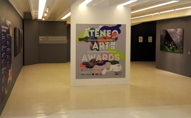 05 1961 & 1967 Ateneo Art Gallery 1 lt