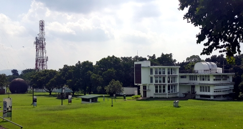 1963 Manila Observatory