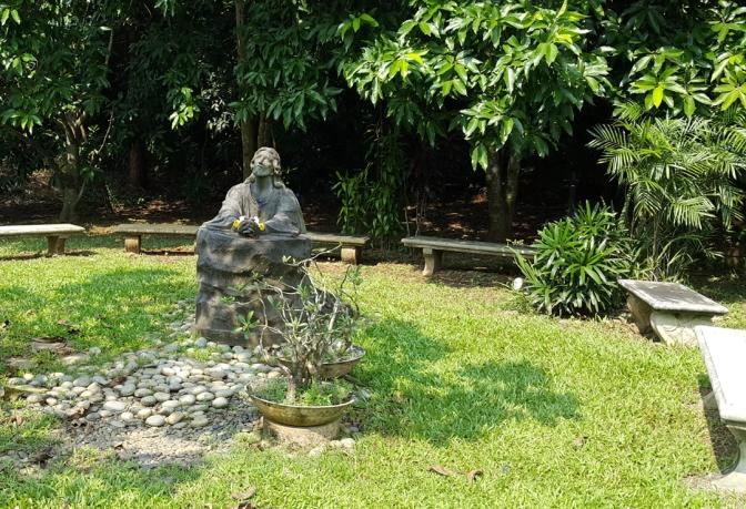 05 2007 Conrado de Leon's House of Precasts - Agony in the Garden, Church of the Gesù 1