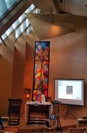 14 2007 Juan Sajid Imao - Tabernacle, Chapel of the Sacred Heart 3