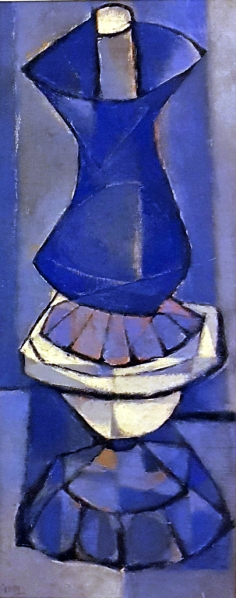 1953 Arturo Luz - Blue Lamp