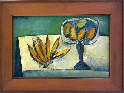 1983 Ang Kuikok - Still Life (Bananas and Mangos)