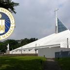 Quezon City: The Church of the Gesù at the Ateneo de Manila University