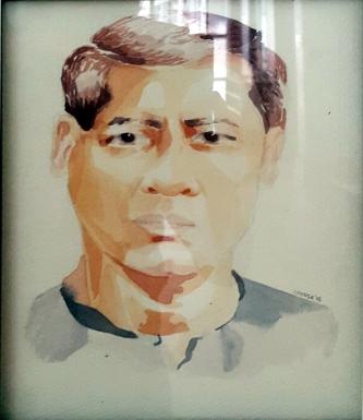 2015 Clara Eloise Fernan Cayosa - Fr. Lito Mangulabanan SJ