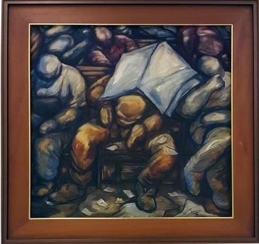 1984 Danilo Dalena - Tulog Talo (Jai Alai Series)