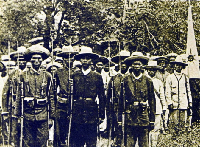 00 1890s Katipuneros
