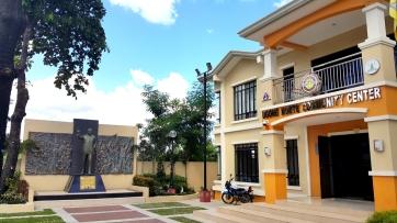 01 2015 Jonas Roces - Mayor Ismael A. Mathay Jr., Usong Norte Community Center 2