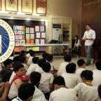 Quezon City: Sajid Imao's Ateneo