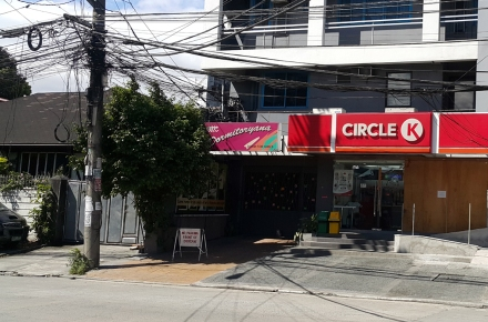 B. Gonzales Street, Cicle K