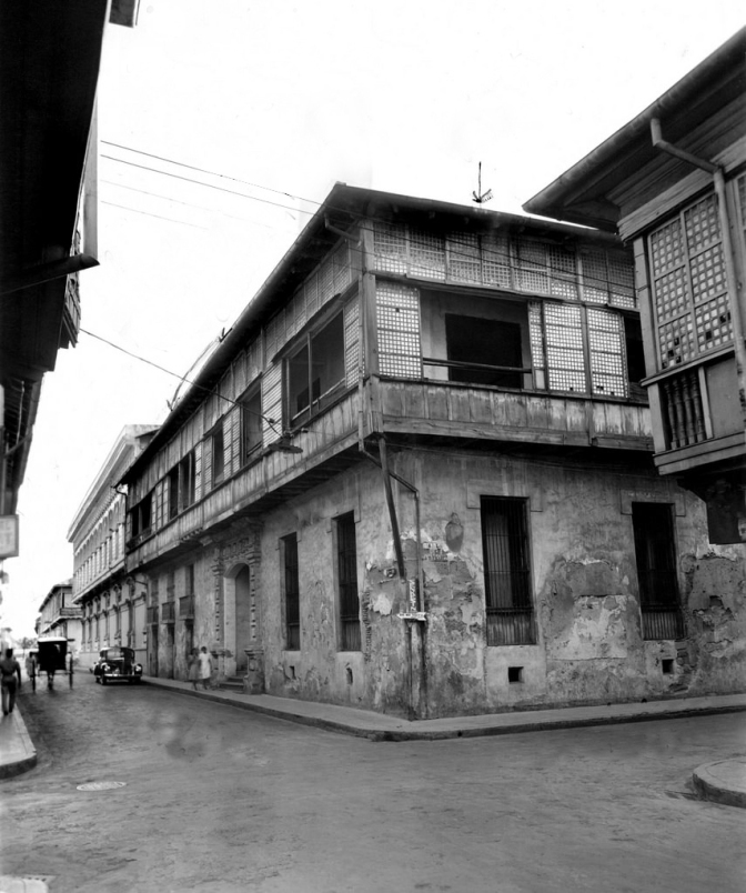 1940 Maryknoll Sisters' convent, Intramuros, Manila