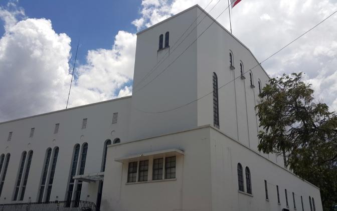 01 1952 Maryknoll College 1989 Miriam College (est 1926) 3